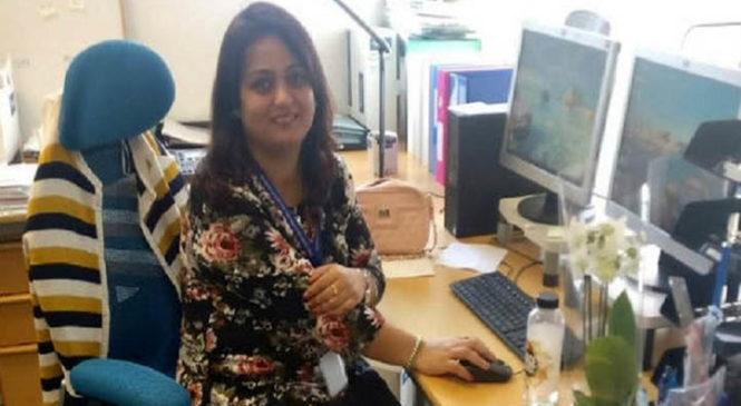 অক্সফোর্ডের করোনার ভ্যাকসিন গবেষক দলেবাঙালি নারী