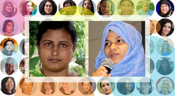 বিবিসির ১০০ প্রভাবশালী নারীর তালিকায় দুই বাংলাদেশি